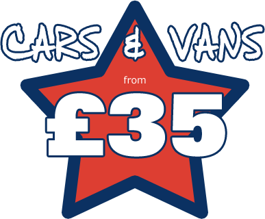 Car Hire and Van Hire from just £28